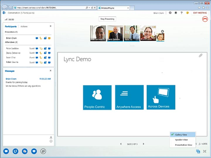Extend Lync beyond your corporate boundaries